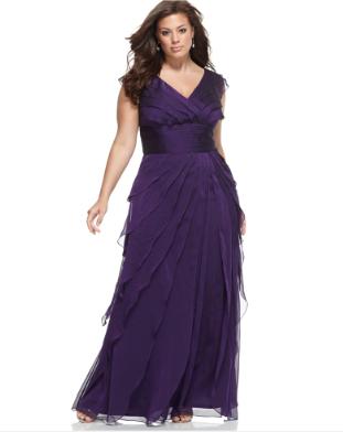 Jcpenney Formal Dresses Plus Size - Long Dresses Online